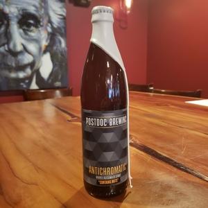 Rye Barrel-Aged Antichromatic White Stout - 500ml Bottle